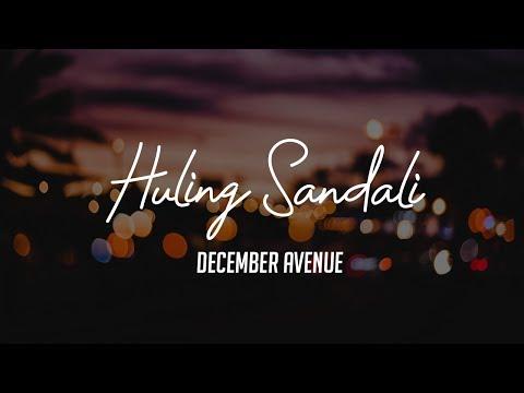 December Avenue - Huling Sandali (Lyric Video)