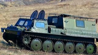 Легендарная ''Газушка''- ГАЗ 71 Лучший вездеход для Крайнего Севера