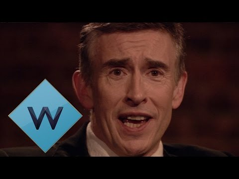 Steve Coogan Impersonates John Bishop | John Bishop In Conversation With | W