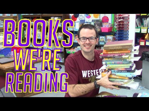 Books My Fifth Graders Are Reading | February 2018