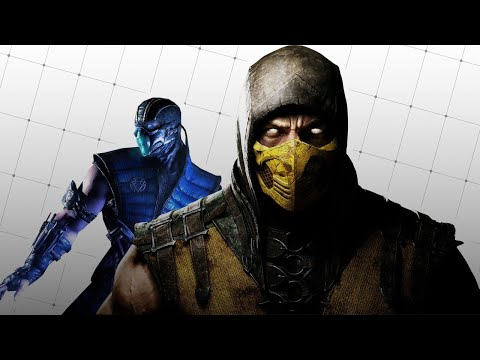 Every Mortal Kombat Character Ever