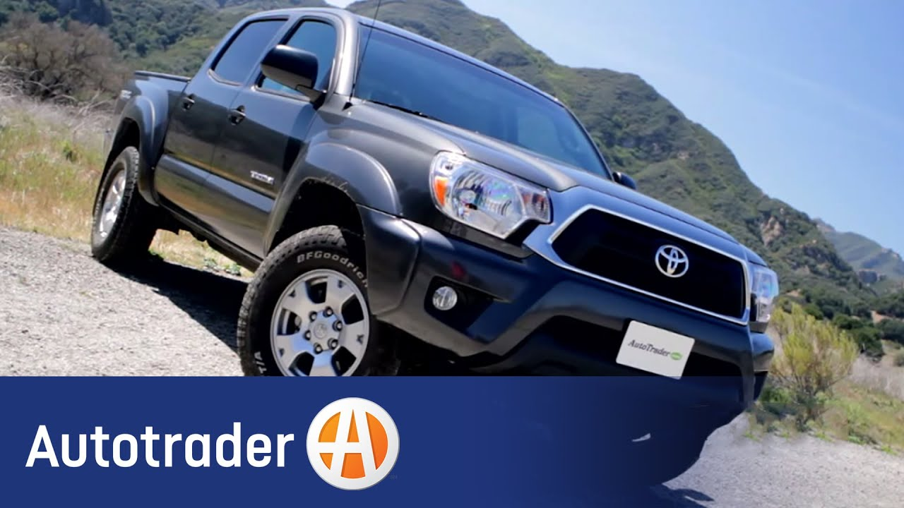 2012 Toyota Tacoma - Truck | New Car Review | AutoTrader - YouTube