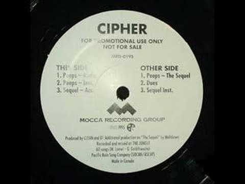 Cipher - Peeps (1995)