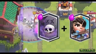 new deck graveyard princess clash royale indonesia