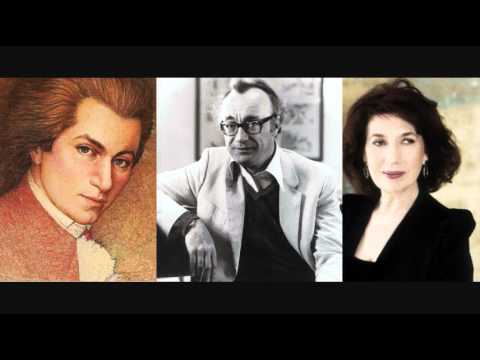 Mozart - Concerto for Two Pianos (No. 10), K. 365 (Brendel, Cooper)