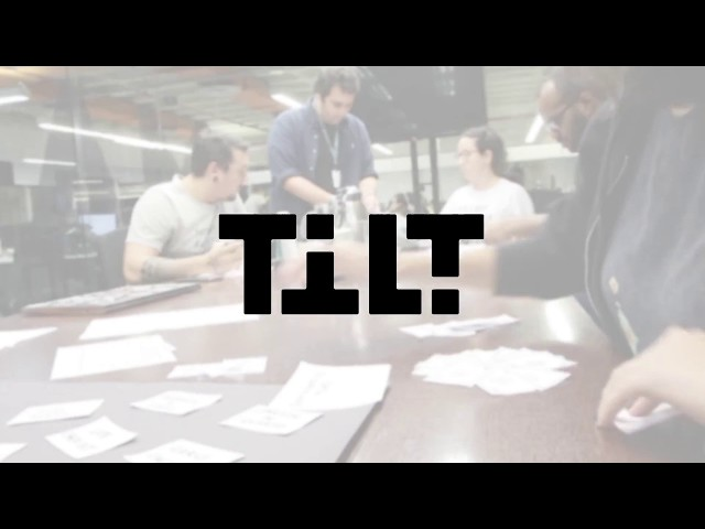 Conheça o Tilt!