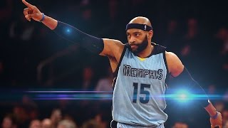 Vince Carter Top 50 Plays of the 2015 Season