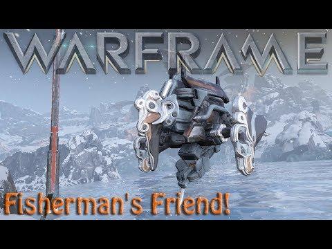 Warframe - Oxylus Sentinel [Fisherman's Friend] thumbnail