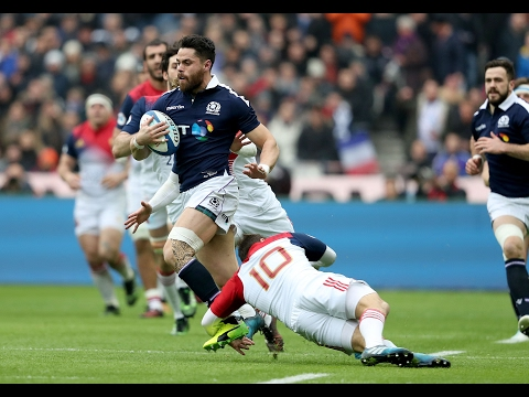 Short highlights: France 22-16 Scotland | RBS 6 Nations