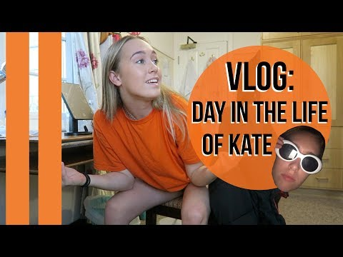 A DAY IN THE LIFE OF KATE: boarding school edition