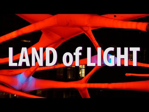 Amsterdam Light Festival 2018-19: Land of Light