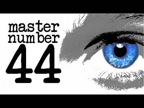 Numerology Secrets Of Master Number 44!