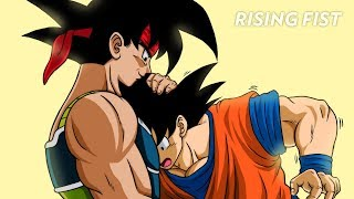 Bardock Finally Meets Goku & His Family
