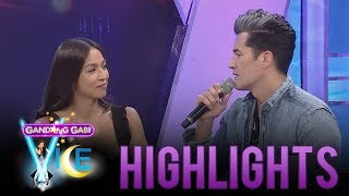 GGV: Aubrey and Troy exchange anniversary vows