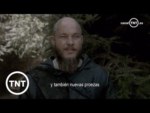 Entrevista Michael Hirst (Personajes en la T4) | Vikingos | TNT