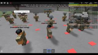 ROBLOX/[BA] BRITISH ARMY #1