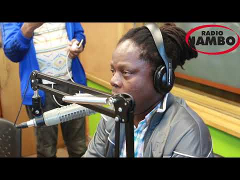 Richie Spice speaks to Mbusii about legalising weed 'holy herb' in Kenya