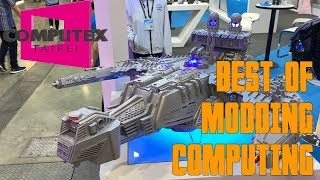 [Cowcot TV] COMPUTEX 2019 : Best of Show MODDING & COMPUTING