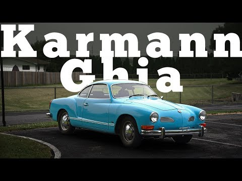 1974 Volkswagen Karmann Ghia: Regular Car Reviews