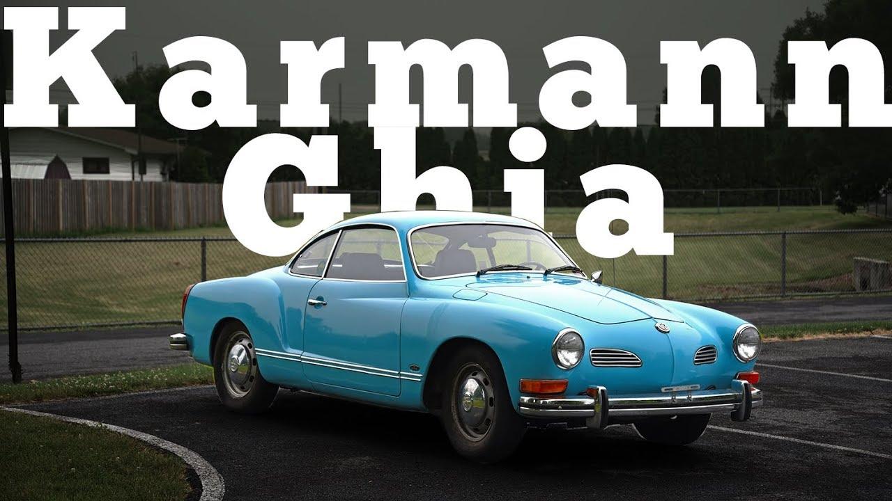 f851957190326e 1974 Volkswagen Karmann Ghia: Regular Car Reviews - YouTube