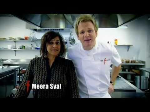 Meera Syal Recipe Challenge - Gordon Ramsay