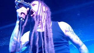 Amorphis : Skyforger + Sky Is Mine, live @ Manchester Academy 3, 10/11/2010