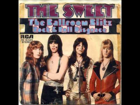 The Sweet - The Ballroom Blitz