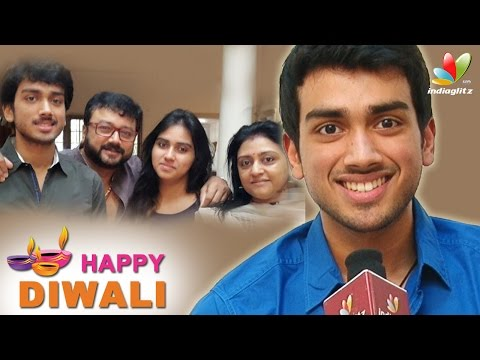 """Kalidas Jayaram: """"I am waiting for the perfect script to act with my father"""""""