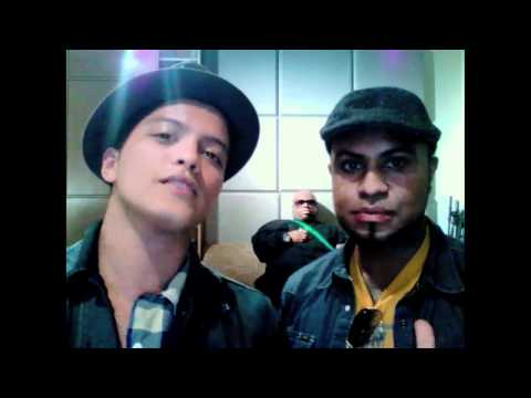 FREE WIRED: Bruno Mars + Phillip Lawrence + Cee Lo Green reppin Far East Movement