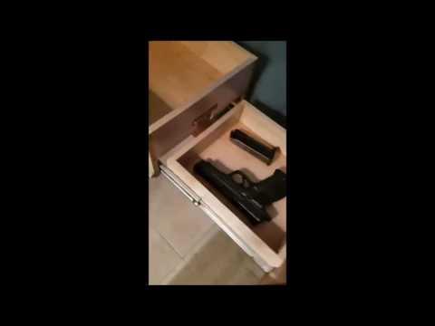 Il cassetto che nasconde gli oggetti! Incredibile!
