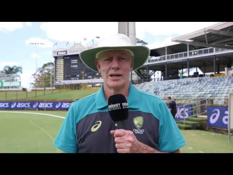 Greg Chappell message for The Chappell Foundation