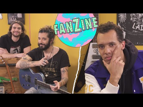 Youtube: Fanzine #27: Gaël Faye reprend Bob Marley, Aya Nakamura, Damso & Hamza… Avec Waxx et C.Cole