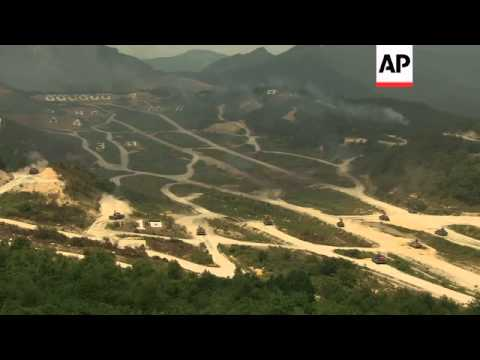 South Korea-US Joint Military Exercises