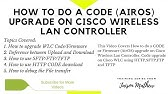 Cisco - How to Perform the Cisco AP Pre-Image Download (AIRE