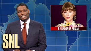 Weekend Update: New Dick's Sporting Goods Store & Taylor Swift Re-Records Album - SNL
