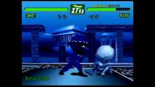 Virtua Fighter Kids (Sega Saturn) Arcade as Kage