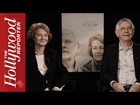 Berlin: '45 Years' Stars Talk Marriage and Getting Older