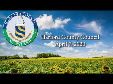 Harford County Council Public Meeting