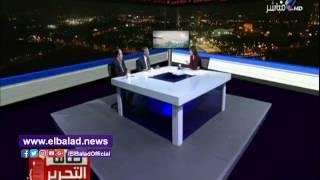 عز العرب: ترامب محظوظ بمساندة الكونجرس.. فيديو