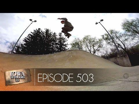 EP 503   Iowa Outdoors