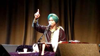 Satinder Sartaaj London - Ishqe Layi Qurbani