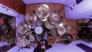 Machine Head - Beautiful Mourning (Luis Telis Drum Cover)