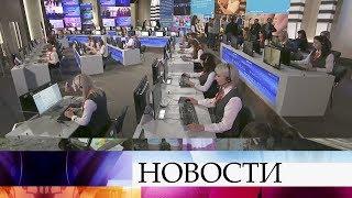 Первый канал будет вести трансляцию «Прямой линии сВладимиром Путиным» втелеэфире ив интернете.