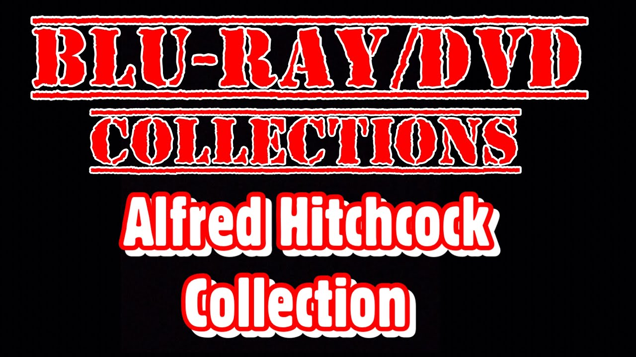 Download Blu-Ray/DVD Collections: Alfred Hitchcock Collection.  #alfredhitchcock #bluray #dvd