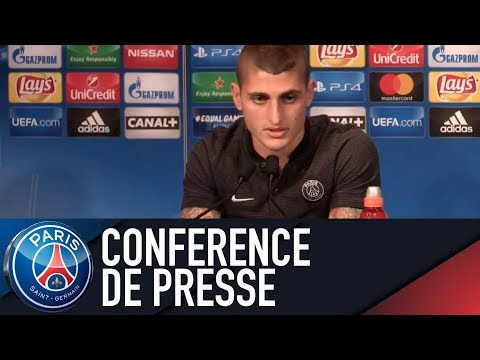 CONFERENCE DE PRESSE - PARIS SAINT-GERMAIN vs FC BAYERN MUNICH