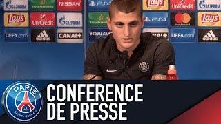 CONFERENCE DE PRESSE - PARIS SAINT-GERMAIN vs FC BAYERN MUNICH
