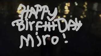 halonen birthday bash!