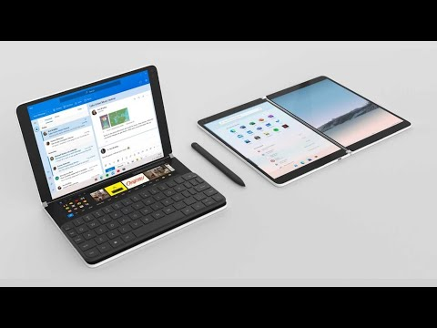 Introducing Microsoft Surface Neo