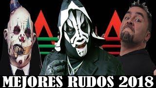 Top 5: Mejores luchadores Rudos AAA 2018