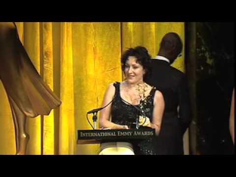2008 International Emmy Winner  Lucy Cohu